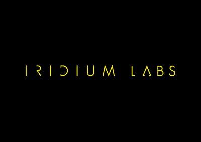 Iridium Labs – strona www, materiały reklamowe, video bakstage