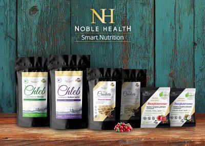 Noble health – linia serii Smart Nutrition