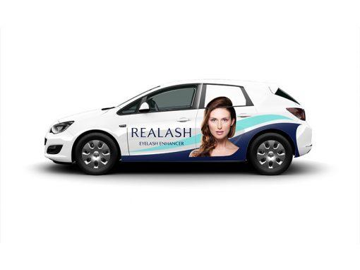 Realsh – brandowanie floty, zdjęcia packshot, reportaż z konferencji